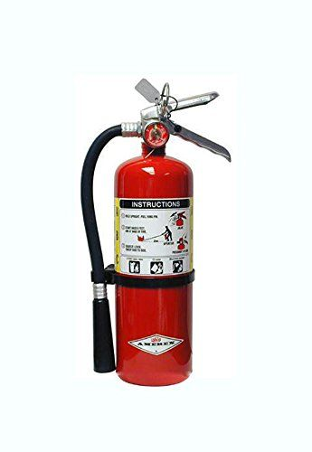 Amerex B441 Abc Dry 10lb Class Chemical Fire Extinguisher Fire Extinguisher Extinguisher Fire Extinguishers