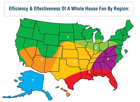 Video that shows and explains how a whole house fan works video that shows and explains how a whole house fan works fantastic way to cool your home without using your air conditioner helps save money publicscrutiny Choice Image