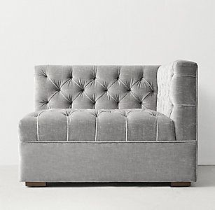 Brilliant Everly Tufted Modular Lounge Rh Teen Living Room Sofa Download Free Architecture Designs Scobabritishbridgeorg