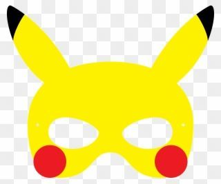 Masken Basteln Kinder Masken Basteln Basteln Mit Kindern Pokemon Geburtstag
