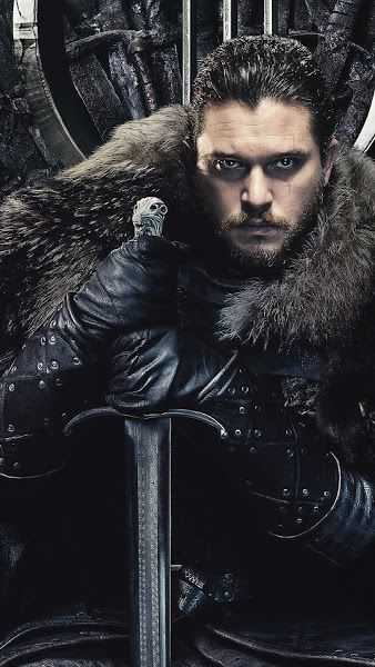 Jon Snow Game Of Thrones Season 8 4k3840x2160 Wallpaper