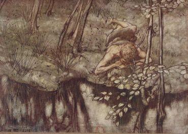 Siegfried Et Le Crepuscule Des Dieux Par Richard Wagner Gallica Rackham Illustrator Tale Conte Siegfried Wagner Arthur Rackham Art Illustration