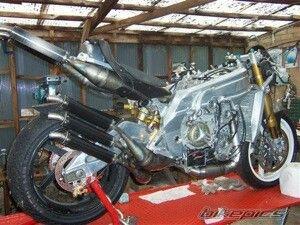 Suzuki Rg750 6 Cylinder