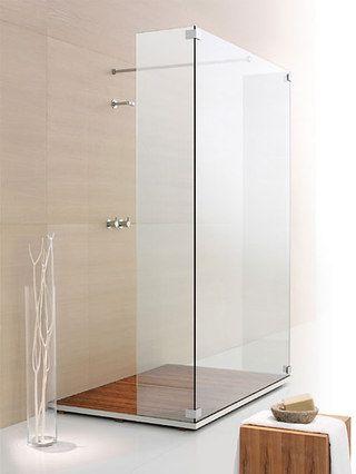 Tempered Duschkabinen dusar sh dusar walk in palladium neo 8 mm duschwand duschabtrennung