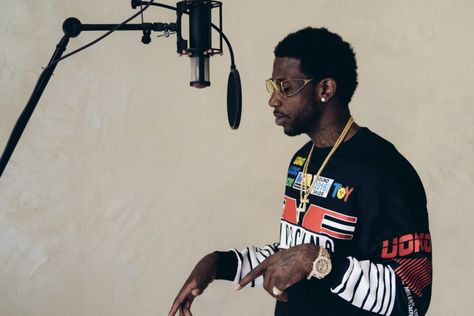 Gucci Mane Recruits Akon Chris Brown For Moon Walk