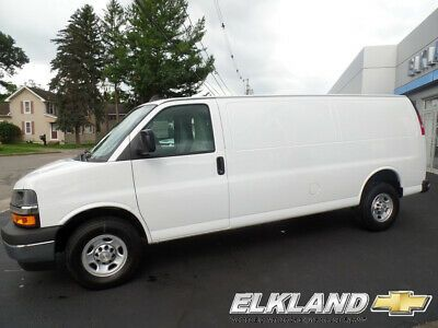 Ebay Advertisement 2019 Chevrolet Express Extended Wb Cargo Van
