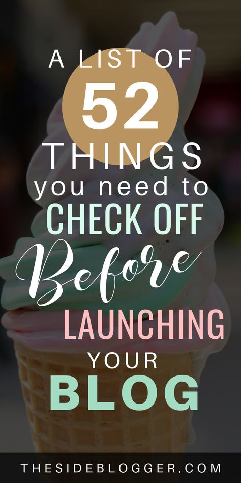 A 52-Point Ultimate Blog Launch Checklist (+Free Downloadable Checklist)
