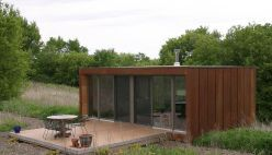 The Marfa Weehouse A Compact Desert Retreat Alchemy Architects