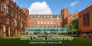 Full Scholarship In 2020 Scholarships University Of Sheffield University
