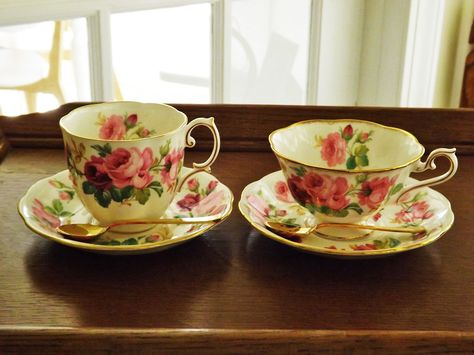 Difference Between Coffee Tea Cups Royal Albert