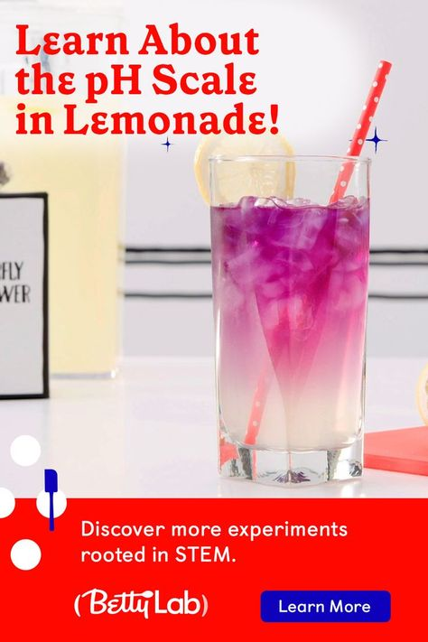 Cosmic Lemonade from the BettyLab is an easy science experiment for kids. Pin today for a kid-friendly STEM activity.