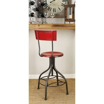 Admirable Oria Adjustable Height Swivel Bar Stool Gamerscity Chair Design For Home Gamerscityorg