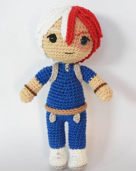 Patrón crochet Shin Chan - Amigurumi Shin Chane PDF TUTORIAL ... | 592x474