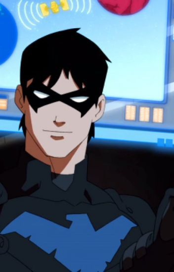 Nightwing (Young Justice) x reader | Heroes Leauge