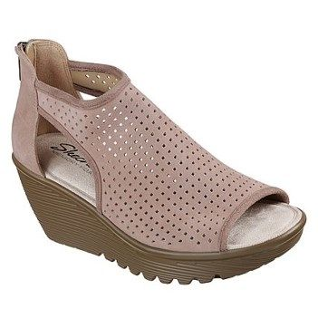 Women's Parallel Beehive Memory Foam Wedge Sandal | Wedge