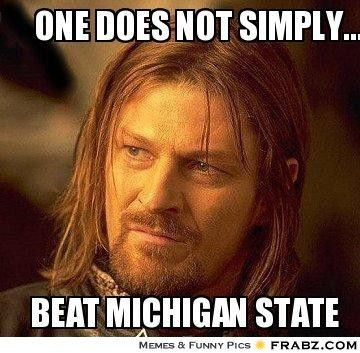 9b8d4358e57f2294c146c2c5e35ae29d michigan state spartans msu spartans michigan state spartan meme google search come to lux lounge,Michigan Meme