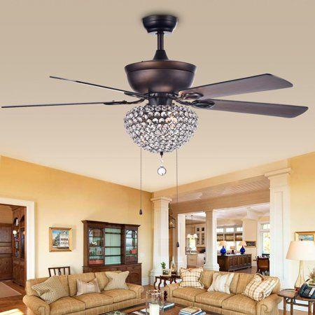 Home Ceiling Fan Chandelier Ceiling Fan 52 Inch Ceiling Fan