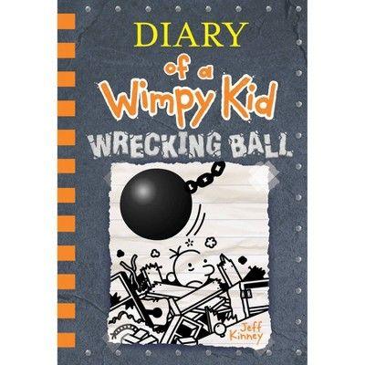 Wimpy Kid Wrecking Ball Target Exclusive Edition By Jeff Kinney Hardcover Wimpy Kid Books Wimpy Kid Jeff Kinney