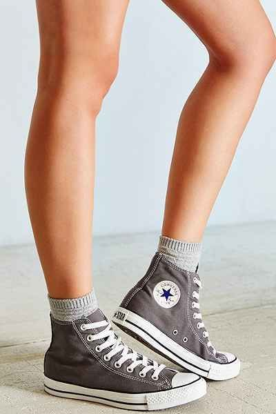 crazy socks with low top converse