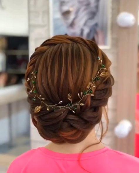 Beautiful Braid | +20 more ideas for Braids