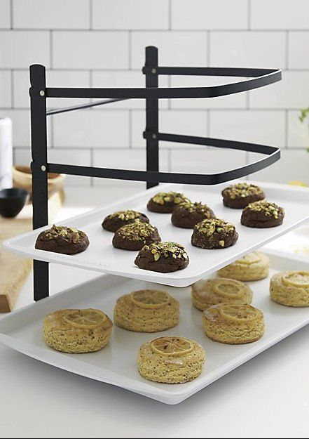 Baker S Cooling Rack Reviews Crate And Barrel Baking