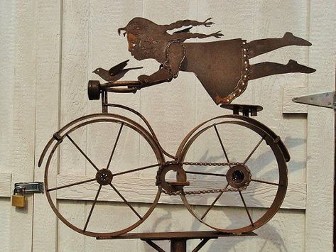 The Profile Range Cycling Weathervane