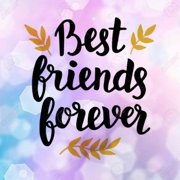 Best friends forever quote 💛