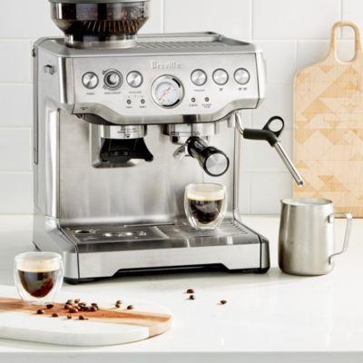 Pin By Coffee And Espresso On Coffee Makers In 2020 Home Espresso Machine Breville Barista Express Cappuccino Machine