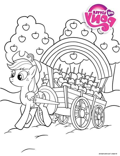 Coloriage My Little Pony A Imprimer 14 Pratique Coloriage My