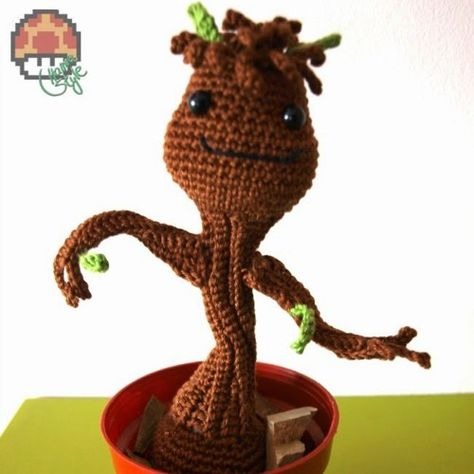 I don't know about you, but I fell in love with Groot after ... | 474x474
