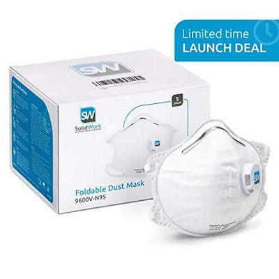 lumumi 50pcs disposable mask