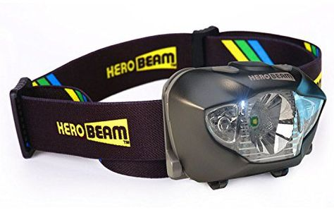 Lampe Frontale A Led Herobeam Meilleure Lampe Frontale Pour