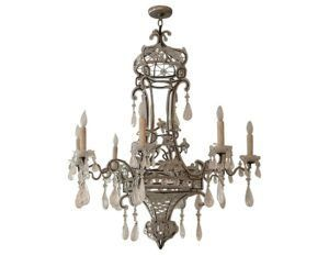 Ebanista Lighting Design Stella Chandelier