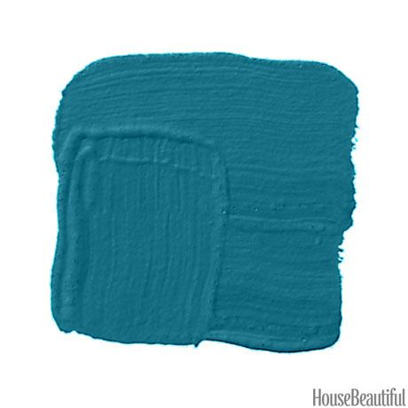 Benjamin Moore Naples Blue Paint Colors How To A Room Color Ideas House Beautiful By The Sea Pinterest Och Inspiration