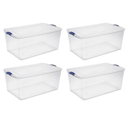 Home With Images Plastic Box Storage Large Storage Containers