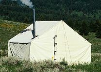 Canvas tents wall tents and wall tent stoves for sale at reasonable prices. Canvas Tent Shop is a Canadian owned company. & Wall Tents Canvas Tents canvas wall tent canvas wall tent ...