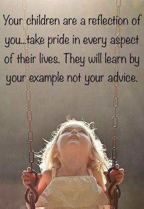 From How You Let Your Children Act To What They Wear Your Kids Are A Reflection Of You Teach Good Parenting Quotes Good Manners Quotes Teaching Kids Respect