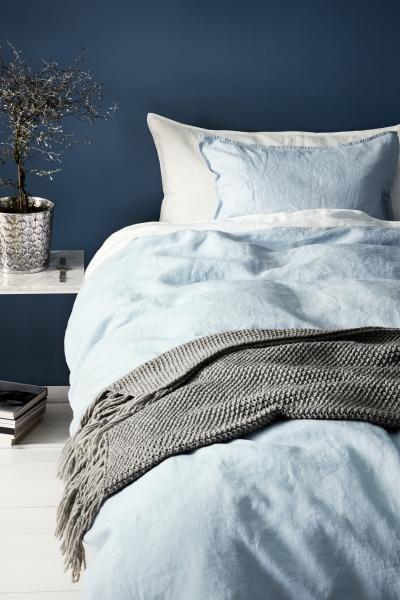 Washed Linen Duvet Cover Set Light Blue Home All H M Ca Blue Comforter Bedroom Washed Linen Duvet Cover Bed Linens Luxury