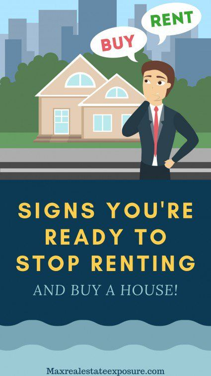 How to Know You're Ready to Stop Renting and Buy a House