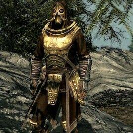 My theory is that konahrik was a dwemer dragon priest | gaming