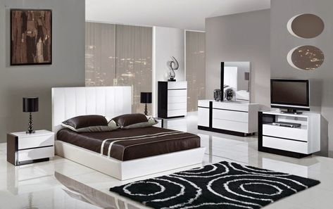 Chambre A Coucher Noire Deco Chambre Noir Et Blanc Deco Chambre