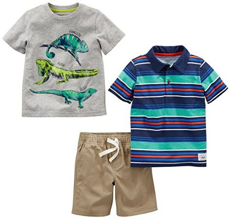 Simple Joys by Carters Baby Boys Shorts Pack of 2