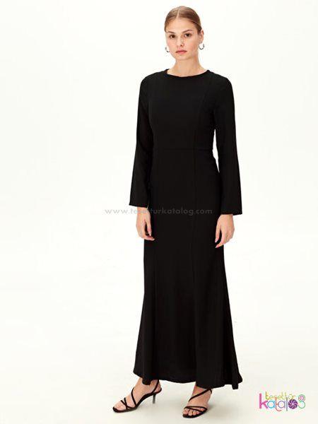 Duz Kesim Uzun Elbise 2020 Uzun Elbise Elbise Elbise Modelleri