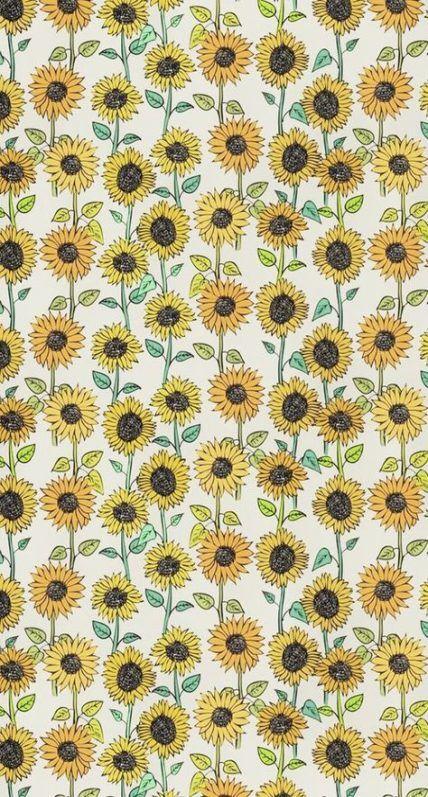 52 Ideas Flowers Art Drawing Sun Sunflower Wallpaper Cute Wallpapers Wallpaper Backgrounds