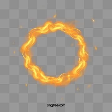 Fire Flame Effect Circle Frame Border Decorative Creative Fire Effects Png Transparent Clipart Image And Psd File For Free Download Blue Background Images Light Background Images Circle Frames