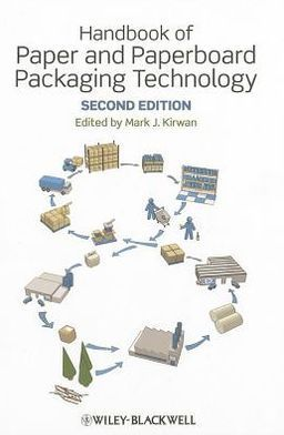 Handbook Of Paper And Paperboard Packaging Technology Edition 2 Hardcover Web Design Books Technology Business Technology