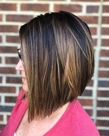 Frisuren 2020 Hochzeitsfrisuren Nageldesign 2020 Kurze Frisuren Angled Bob Haircuts Thick Hair Styles Long Bob Haircuts