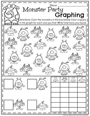 Measurement Worksheets Planning Playtime Kindergarten Math Activities Kindergarten Math Worksheets Graphing Worksheets