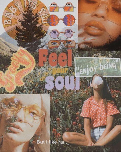 Vintage Aesthetic 70s Wallpaper 41 Ideas In 2020 Aesthetic Collage 70s Aesthetic Aesthetic Vintage