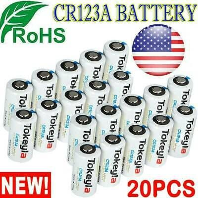 Ad Ebay Link Lot 20pc Tokeyla 3v Cr123a 123 123a Cr17345 3 Volt Lithium Batteries For Camera In 2020 Consumer Electronics Ebay Lithium Battery